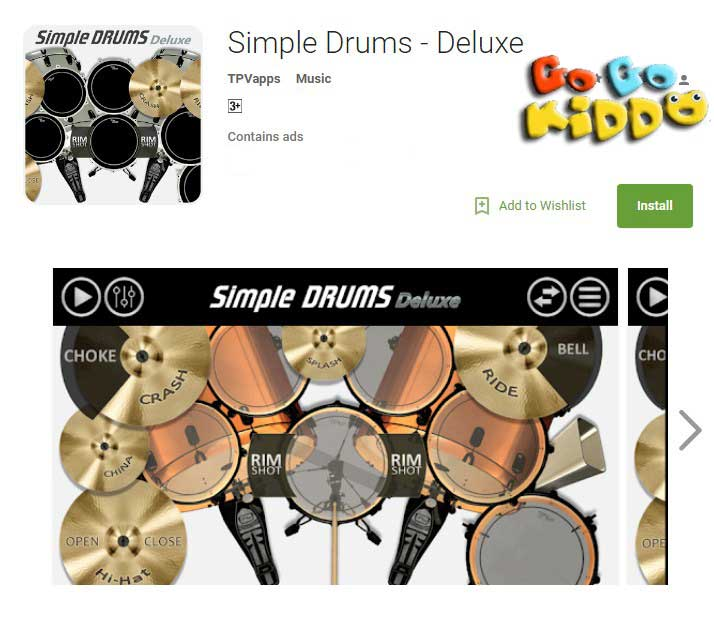Simple drums- Deluxe