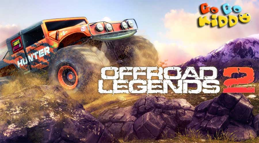 Offroad Legends- Hill Climb