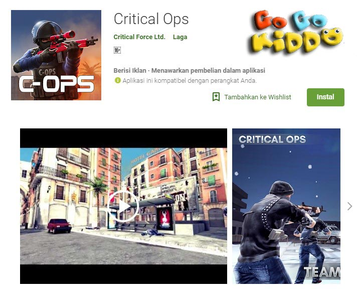 Critical Ops (C-OPS)